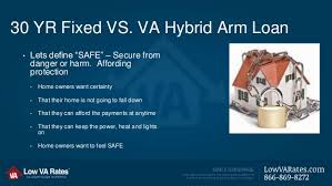 va arm loan 30 yr traditional loan vs va hybrid which is better