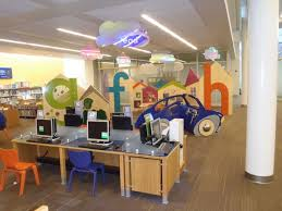 Best Library Interiors Childrens Images On Pinterest - Library interior design ideas