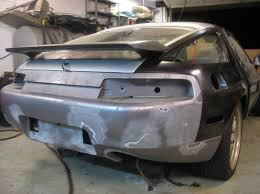 porsche 928 aftermarket parts has anyone done a 928s4 rear bumper conversion to an early car