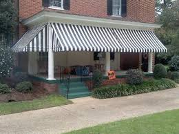 Lightweight Porch Awning Retractable Awnings