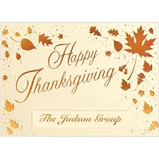 thanksgiving greeting cards for businesses on the promotions