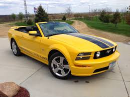 mustang 2006 for sale 2006 ford mustang gt convertible premium for sale