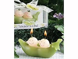 Two Peas In A Pod Ornament Two Peas In A Pod Collection Candle Favors Amazon Co Uk Kitchen