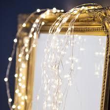 lumineo led micro lights bunch warm white 640 lights indoor