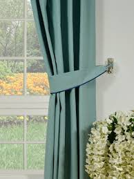 moonbay plain double pinch pleat cotton extra long curtains 108
