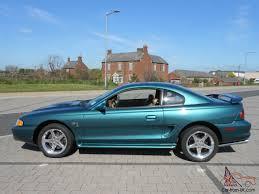 1997 ford mustang cobra svt 4 6 v8 quad cam needs slight attention