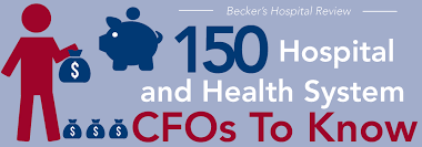 150 hospital and health system cfos to know 2017