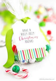 christmas goody bags printable christmas goodie bag tags she wears many hats