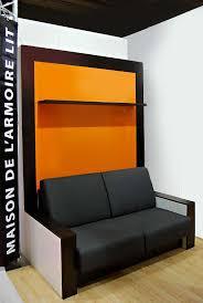 armoire lit avec canapé boutique de l armoire lit armoires lit canapés symphonie canapé