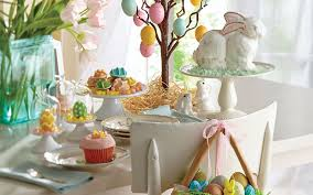 Easter Centerpiece Decorations by Beautiful Easter Decorating Ideas Contemporary Home Design Ideas
