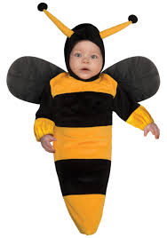 baby bumble bee costume infant insect costumes