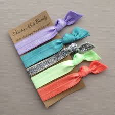 elastic hair ties the pia hair tie ponytail holder collection by elastic hair bandz