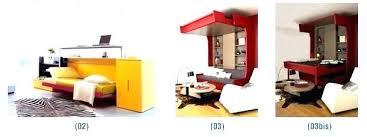 meuble gain de place chambre meuble gain de place chambre lit mobilier gain de place chambre