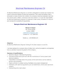 exles of electrician resumes resume industrial electrician sle exles electrical technician