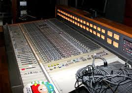 Recording Studio Mixing Desk by Vintagewindings Cedar Ranch Studio Page