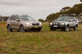 subaru forester off road lifted 2015 subaru forester diesel cvt review practical motoring