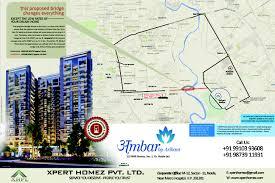 Greater Noida Metro Map by Arihant Ambar U2013 Location Map U2013 Arihant Ambar