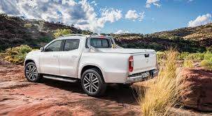 mercedes pickup 2018 mercedes benz x class revealed but it u0027s not coming to the