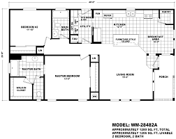 4 bedroom coastal manufactured home by mh factory homes