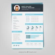 graphic design resumes graphic designer resume template vector free
