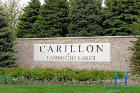 Dr Horton Cambridge Floor Plan Carillon At Cambridge Lakes Active Community 55 In