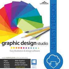 amazon com graphic design studio download software