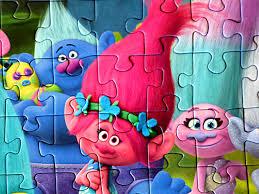 chez maximka trolls 100pc jigsaw puzzle from ravensburger