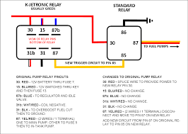 horn relay wiring diagram diagrams bright bosch 12v floralfrocks