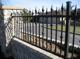 iron fence sacramento