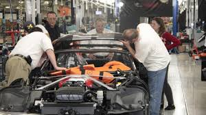 Dodge Viper Production Numbers - viper production at conner avenue assembly plant youtube