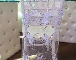 lace chair covers chair covers fantasyfabricdesigns