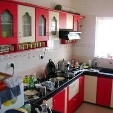 Interiors Of Kitchen Modular Kitchen Furniture Interior Design