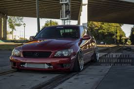 lexus is300 jdm nick hinson is300 slammedenuff
