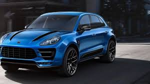 porsche modified porsche macan already modified by topcar