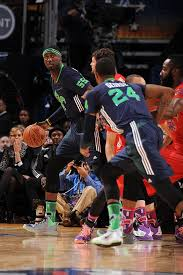 all star game east 163 west 155 star gaming and nba