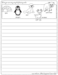 story writing drawing free printables 4b academy pinterest