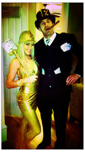 homemade couple halloween costumes ideas gold digger costume last minute and amazing plus we already had