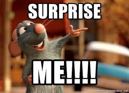 Surprise Meme - surprise me remy ratatouille meme generator