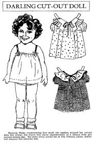 97 best color your own paperdolls images on pinterest paper