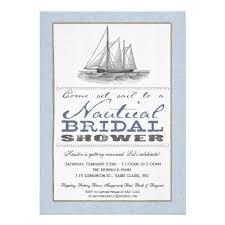nautical bridal shower invitations dancemomsinfo com