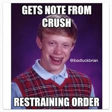 Meme Red Hair Kid - 74 best bad luck brian images on pinterest hilarious funny