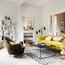 livingroom wallpaper 30 and chic living rooms with damask wallpaper rilane