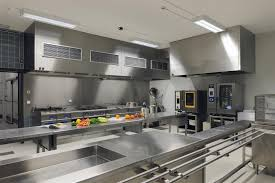 grande cuisine moderne table cuisine moderne design 2 grande cuisine de professionnel