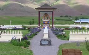 Garden Of Eden Craft - tibetan buddhism montana garden of one thousand buddhas