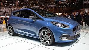next generation ford fiesta st won u0027t be sold in america autoblog