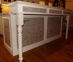 Diy Kitchen Bar by How To Customize A Kitchen Island With Trim Lost U0026 Found