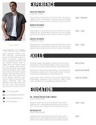 Best Free Resume Templates by 27 Best Curriculum Vitae Creative Resumes Images On Pinterest