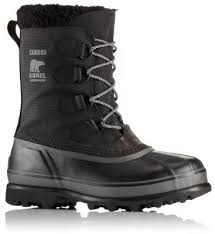 s sorel caribou boots size 9 s caribou wool lined waterproof leather insulated reflective