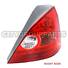 2001 honda civic tail lights civic 5 door models 2001 to 2003 driver side rear right tail lamp