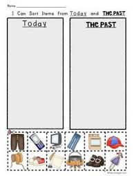 free the history of toys worksheets ready to print and use in